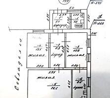 Самый Центр, ул. Суворова, 3-комнатная квартира на земле, 77,9 м2