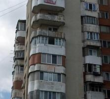 2-комн. квартира 52кв. м. в г. Бельцы район 9-го квартала