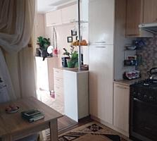 Большая 1-комнатная с пристройкой, 55м2, чешка, ремонт