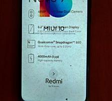 Продается новый телефон Redmi Note 7