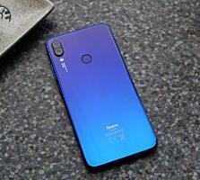 Продам Redmi note 7 4/64 синий, тест прошел, готов к подключению