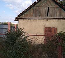 Дом саманный в центре с. Суклея, ул. Гагарина. Участок 3 сотки. 8000 $.
