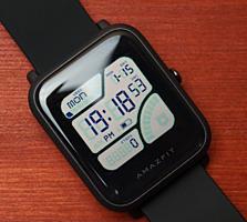 Умные Смарт-часы Сяоми Amazfit Bip + плёнка