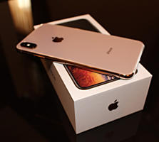 iPhone XS Max gold 64гб