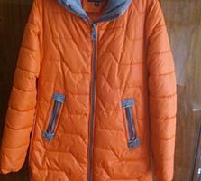 Пальто подростковые на осень и зиму р44-46