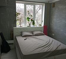 2-комн. квартира 36кв. м. на 1-ом этаже в г. Бельцы