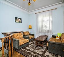Apartament cu 5 camere in 2 Nivele - Sauna - Centru/ str. Kogalnicean