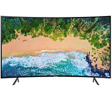 Samsung 55NU7302, curbat, Smart LED, 138 cm, Ultra HD 4K Preț: 10999le