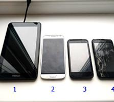 Продам Samsung Galaxy S4, HTC Incredible 2