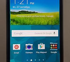 Продаётся Samsung Galaxy s5 CDMA/GSM в отличном состоянии. Цена 1500р.