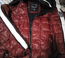 Продается куртка оригинал Armani из Италии размер М