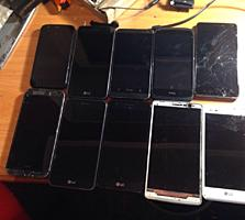 Продам Lg, Samsung, Htc и т. д. на запчасти