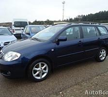 Продам Тойота d-4d, 2003 г., 2200 $, регистрация Литва, ТО 2 года
