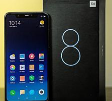 Продам MI8 8\128 gb. 3G 4G GSM+CDMA+Volte. Тестирован. Любой пакет.