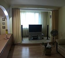 Str. Bulgara, apartament cu 4 odai, replanificata, incalzire autonoma