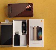 Xiaomi Redmi Note 3 pro + стекло + чехол 1500 лей