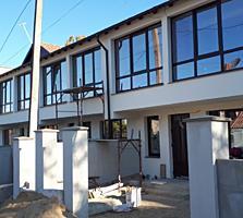 Casa noua tip townhouse la Buiucani
