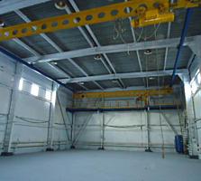 Арендуем помещение под склад и производство