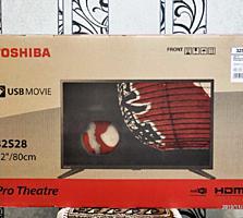 """Новый в упаковке TOSHIBA 32""""/80 см"""