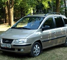 Hyundai Matrix 2005; 1,8 Бензин/метан (автомат)