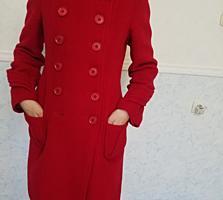 Пальто на холодную осень-весну 44 размер
