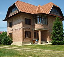 2-эт. кирпичный дом на 24 сотках в центре с. Ниморень