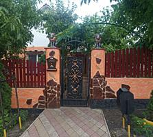 1-этажный дом на 6 соток земли в г. Бельцы по ул. Г. Енеску 5