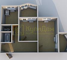 2-комнатная квартира в Тирасполе на Балке варницкой постройки