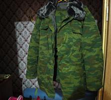 Бушлат зимний в комплекте со штанами