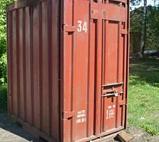 Куплю трехтонный контейнер