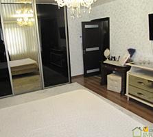 2-ком. кв., пл. 54 м2, центр г. Криково, меблирована + бытовая техника