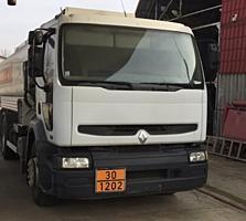 Продам бензовоз RENAULT-PREMIUM 320; 2004 года на 18500 литров