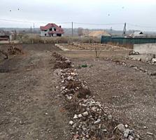 Срочно продается земельный участок с готовым фундаментом под дом