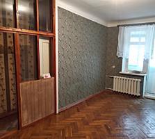 Хорошая 1-комнатная квартира с ремонтом на Балке, 4/4 шатровая крыша