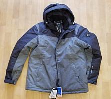 Продам лыжную куртку мужскую размер 52-54