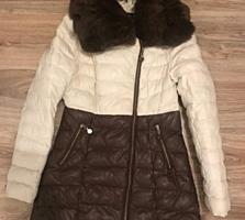Зимняя куртка S-М и джинсы. Размер S (26-28)