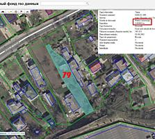 Продается земельный участок под строительство, 9 соток в центре города