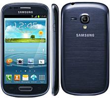 Samsung GT-I8190 Galaxy S3 Mini Blue