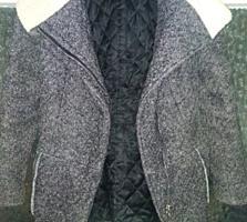 Продам пуховик и пальто, размер L, 150 руб