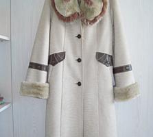 Дубленка. Пальто. Туника. Платье