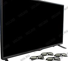 Продам плазменный телевизор LG + 3D очки к нему. 200$