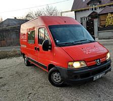 Peugeot Boxer 2.8TDI 2002 год