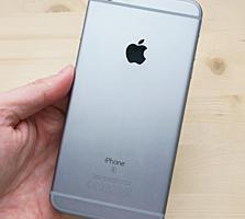 Продам срочно Iphone 6s PLUS SILVER 16GB