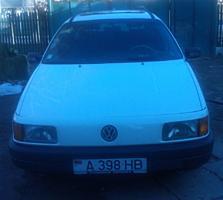 Volkswagen Passat, универсал, 1989 г/в, газ (метан).