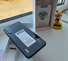 Redmi Note 8 4/64Gb Black VoLTE/GSM IDC Active Черный + кубик Сяоми