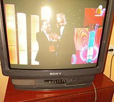 Продам рабочий телевизор Sony trinitron