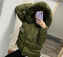 Продам куртка- пуховик, 50у. е