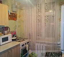 Продается 2-комнатная квартира на Бородинке