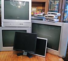 Распродажа. Продам телевизоры от 300 РУБ. Куплю телевизоры на з/п.