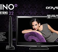Продам телевизор DVD 22 LED Full HD